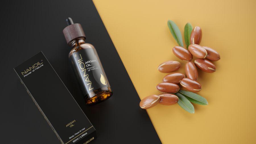 nanoil olej arganowy